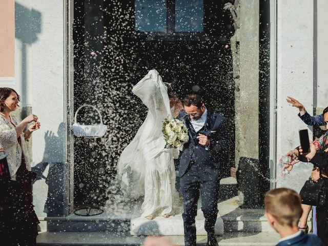 Il matrimonio di Umberto e Roberta a Vico Equense, Napoli 33