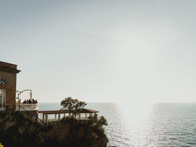 Il matrimonio di Umberto e Roberta a Vico Equense, Napoli 34