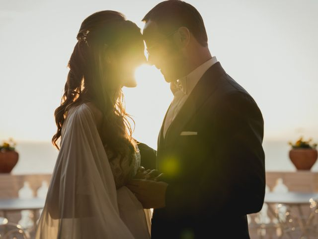 Il matrimonio di Umberto e Roberta a Vico Equense, Napoli 37
