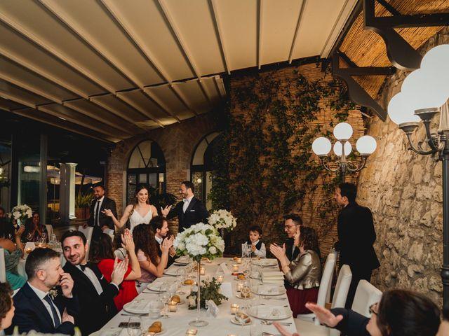 Il matrimonio di Umberto e Roberta a Vico Equense, Napoli 51