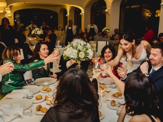 Il matrimonio di Umberto e Roberta a Vico Equense, Napoli 52