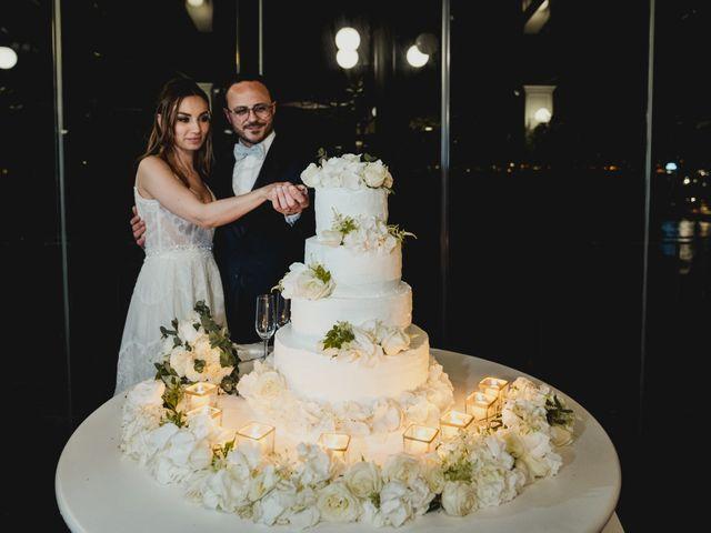 Il matrimonio di Umberto e Roberta a Vico Equense, Napoli 55