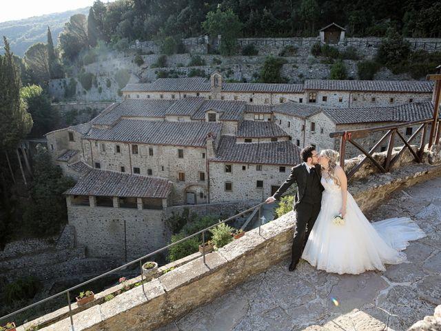 Il matrimonio di Alessandro e Alessia a Cortona, Arezzo 2