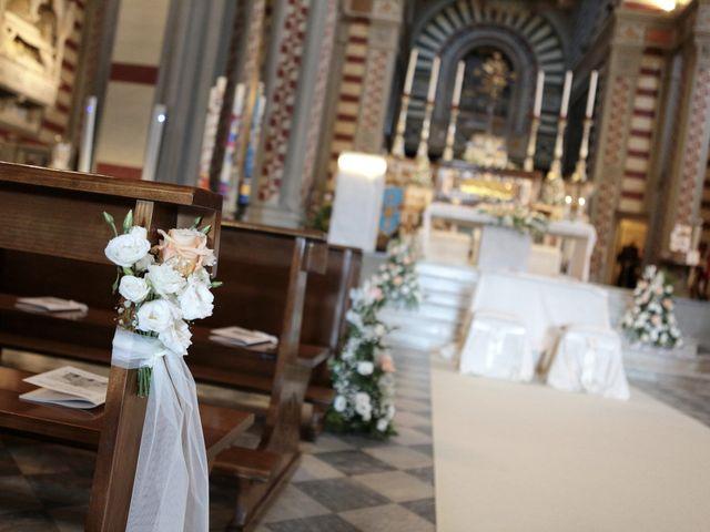 Il matrimonio di Alessandro e Alessia a Cortona, Arezzo 17