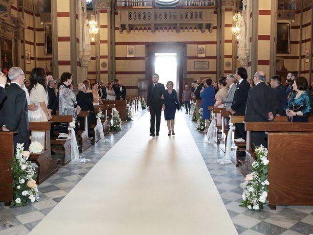 Il matrimonio di Alessandro e Alessia a Cortona, Arezzo 18