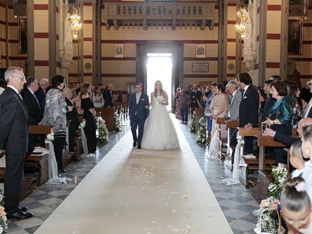 Il matrimonio di Alessandro e Alessia a Cortona, Arezzo 20