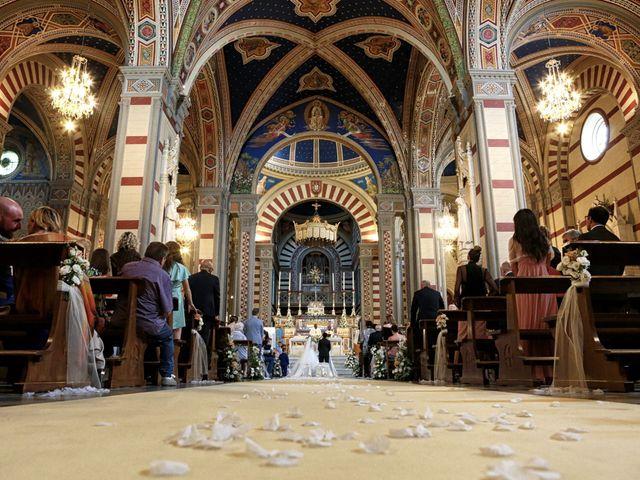 Il matrimonio di Alessandro e Alessia a Cortona, Arezzo 21