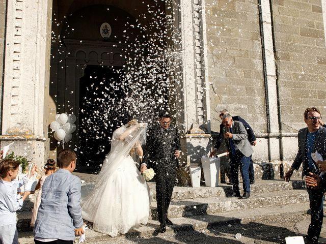 Il matrimonio di Alessandro e Alessia a Cortona, Arezzo 25