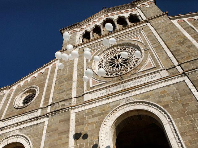Il matrimonio di Alessandro e Alessia a Cortona, Arezzo 27