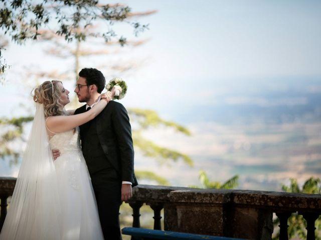 Il matrimonio di Alessandro e Alessia a Cortona, Arezzo 29