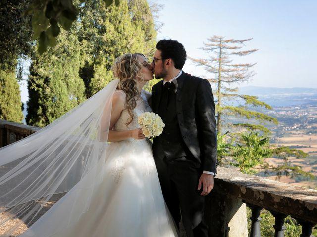 Il matrimonio di Alessandro e Alessia a Cortona, Arezzo 32