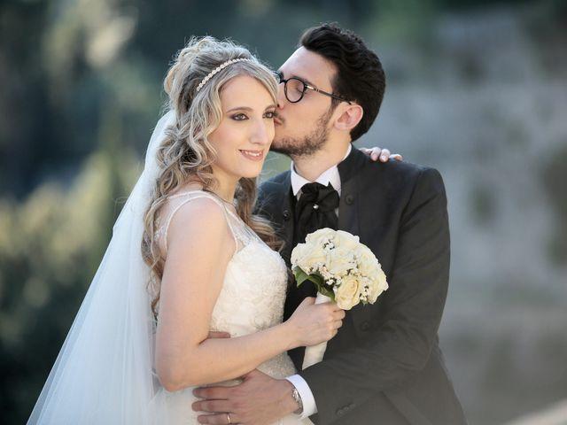 Il matrimonio di Alessandro e Alessia a Cortona, Arezzo 35
