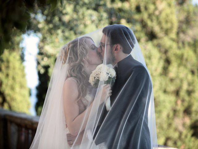 Il matrimonio di Alessandro e Alessia a Cortona, Arezzo 36