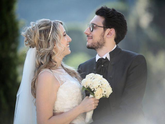 Il matrimonio di Alessandro e Alessia a Cortona, Arezzo 38