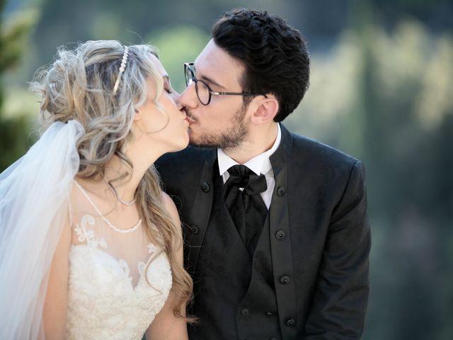 Il matrimonio di Alessandro e Alessia a Cortona, Arezzo 40