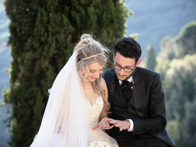 Il matrimonio di Alessandro e Alessia a Cortona, Arezzo 42