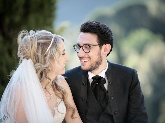 Il matrimonio di Alessandro e Alessia a Cortona, Arezzo 43