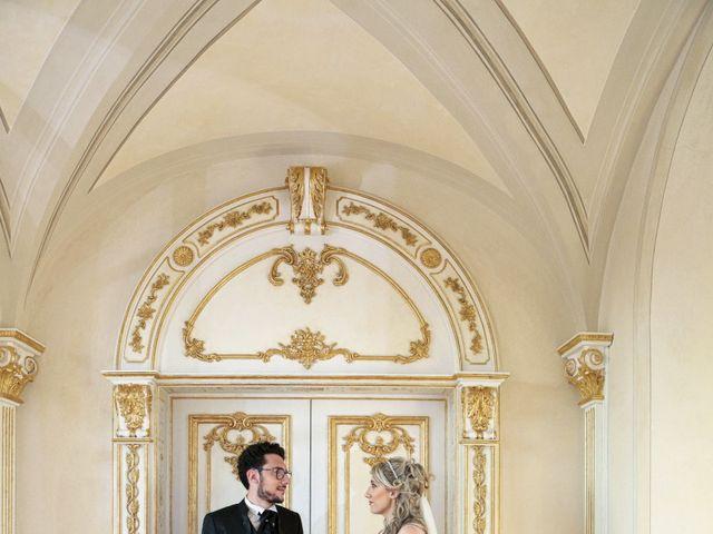 Il matrimonio di Alessandro e Alessia a Cortona, Arezzo 48
