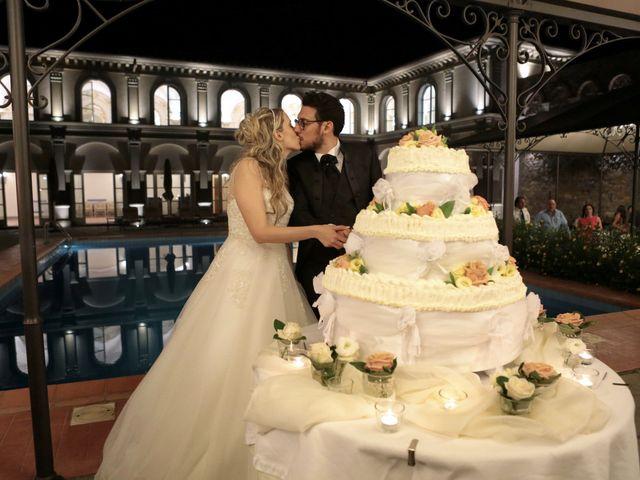 Il matrimonio di Alessandro e Alessia a Cortona, Arezzo 54