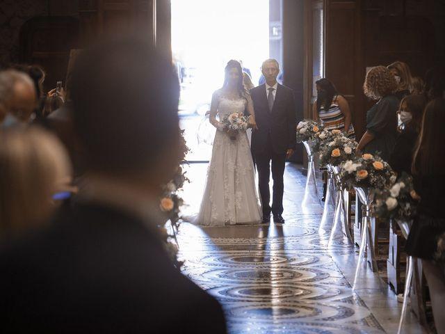 Il matrimonio di Alberto e Francesca a Roma, Roma 15