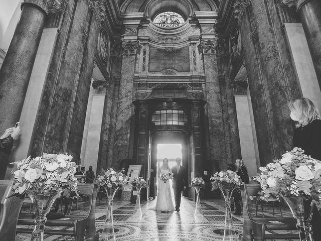 Il matrimonio di Alberto e Francesca a Roma, Roma 16
