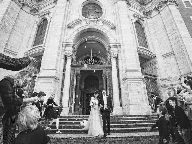 Il matrimonio di Alberto e Francesca a Roma, Roma 20