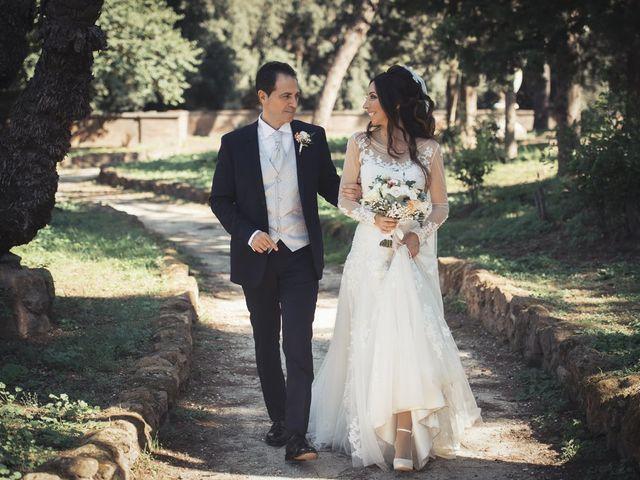 Il matrimonio di Alberto e Francesca a Roma, Roma 22