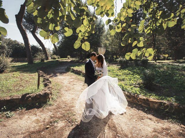 Il matrimonio di Alberto e Francesca a Roma, Roma 23