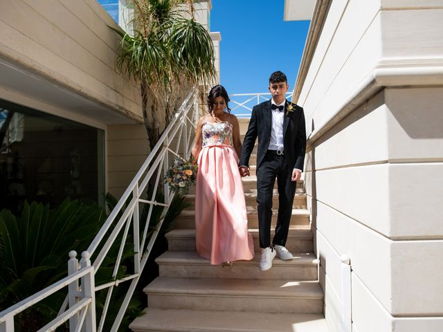 Il matrimonio di Giuseppe e Domenica a Molfetta, Bari 13
