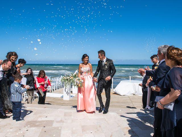 Il matrimonio di Giuseppe e Domenica a Molfetta, Bari 20