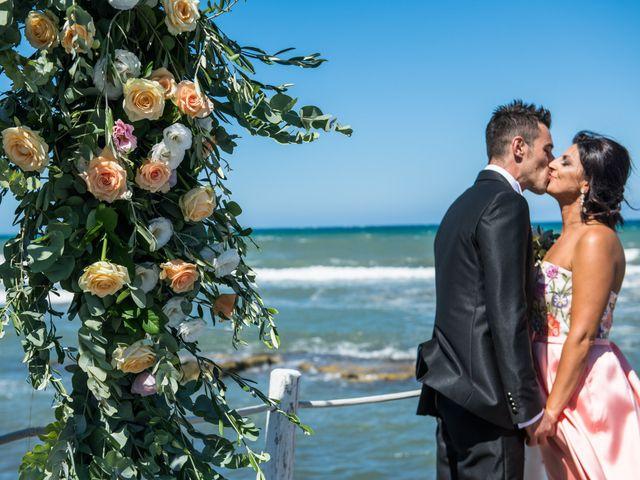 Il matrimonio di Giuseppe e Domenica a Molfetta, Bari 22