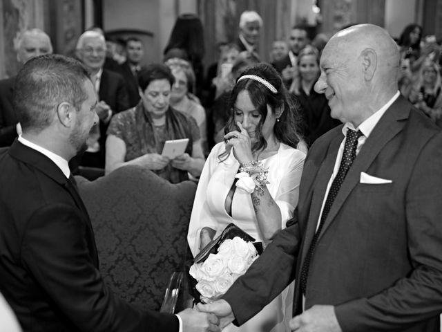 Il matrimonio di Marzia e Ivan a Vercelli, Vercelli 22