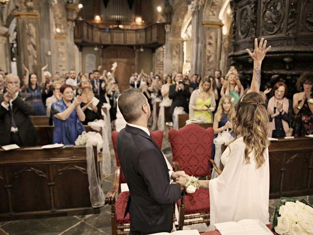 Il matrimonio di Marzia e Ivan a Vercelli, Vercelli 25
