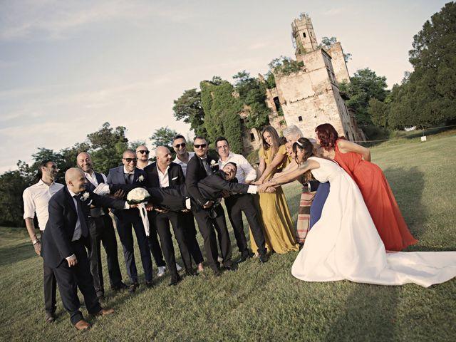 Il matrimonio di Marzia e Ivan a Vercelli, Vercelli 36