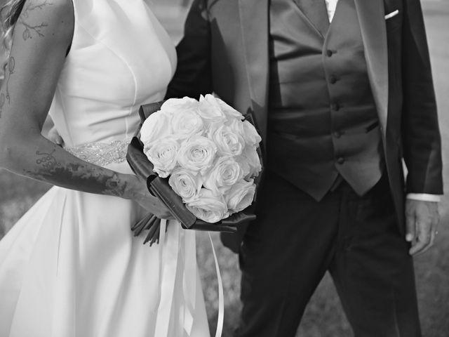 Il matrimonio di Marzia e Ivan a Vercelli, Vercelli 41