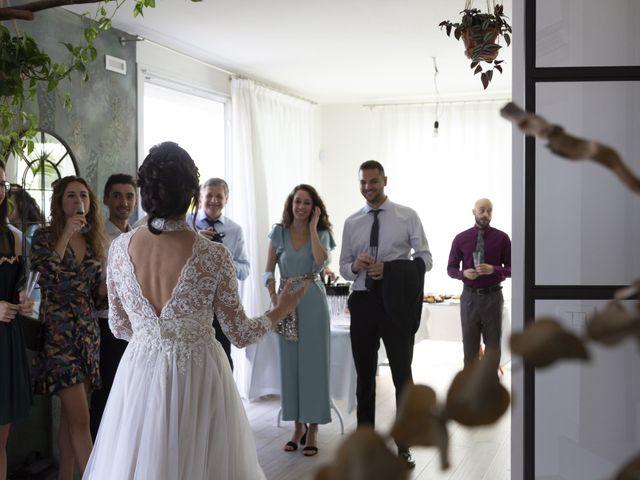 Il matrimonio di Alessandro e Giulia a Loria, Treviso 7