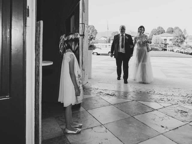 Il matrimonio di Alessandro e Giulia a Loria, Treviso 12