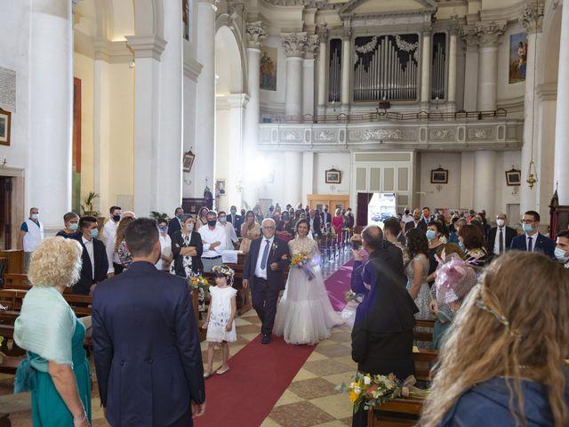 Il matrimonio di Alessandro e Giulia a Loria, Treviso 13
