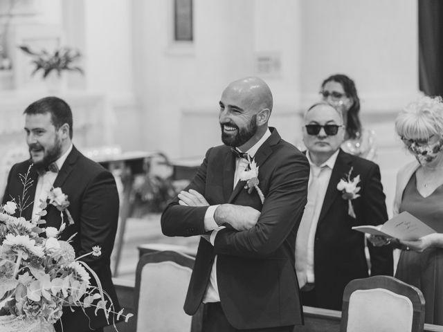 Il matrimonio di Alessandro e Giulia a Loria, Treviso 14