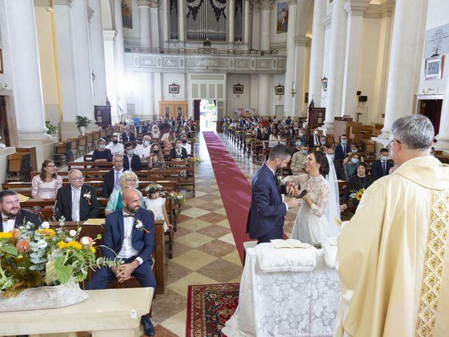 Il matrimonio di Alessandro e Giulia a Loria, Treviso 18