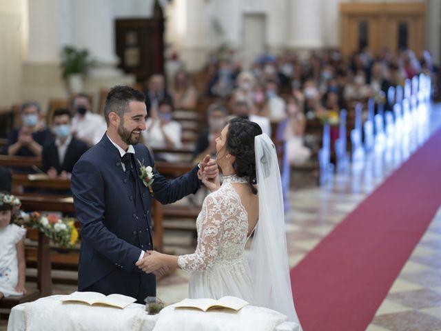 Il matrimonio di Alessandro e Giulia a Loria, Treviso 20