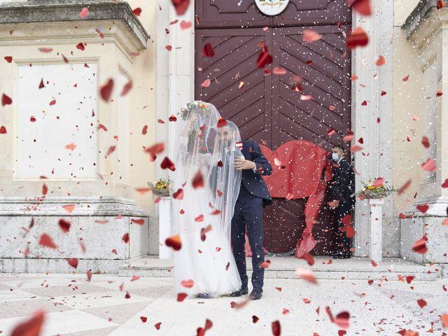 Il matrimonio di Alessandro e Giulia a Loria, Treviso 21