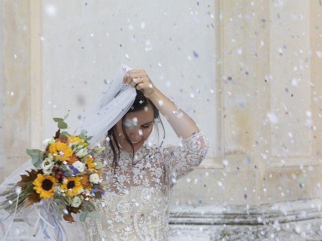 Il matrimonio di Alessandro e Giulia a Loria, Treviso 22