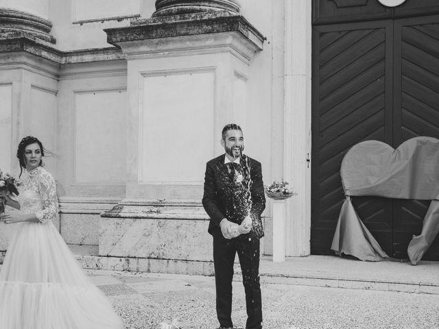 Il matrimonio di Alessandro e Giulia a Loria, Treviso 23