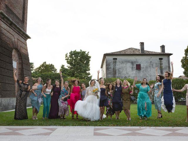 Il matrimonio di Alessandro e Giulia a Loria, Treviso 24