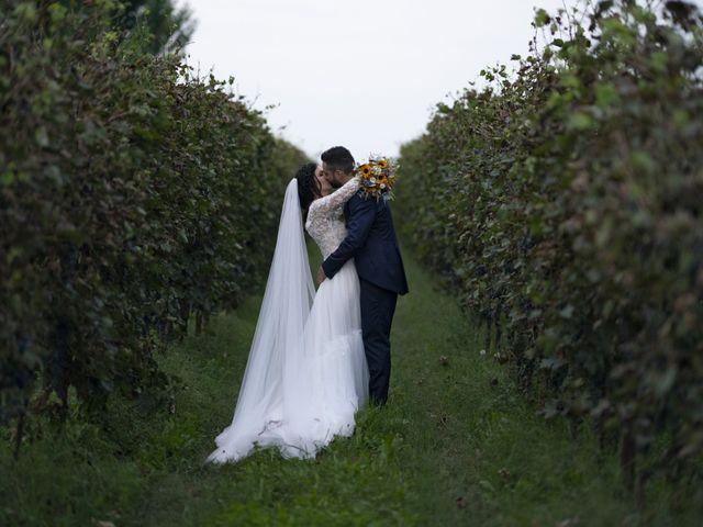 Il matrimonio di Alessandro e Giulia a Loria, Treviso 30