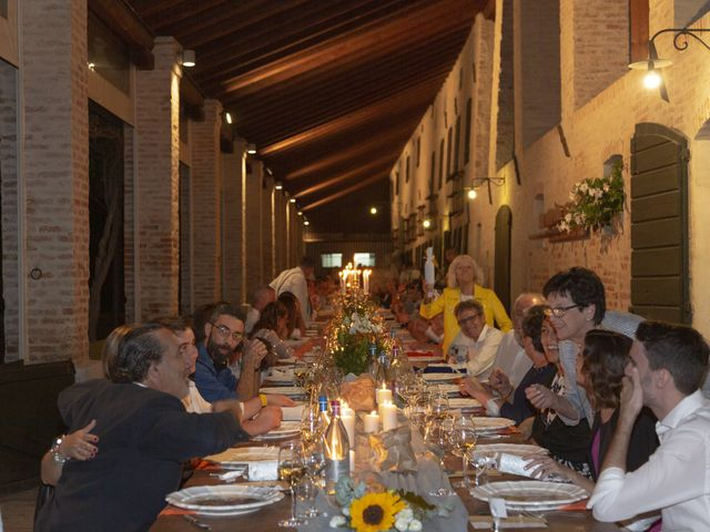 Il matrimonio di Alessandro e Giulia a Loria, Treviso 31