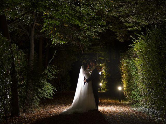 Il matrimonio di Alessandro e Giulia a Loria, Treviso 34