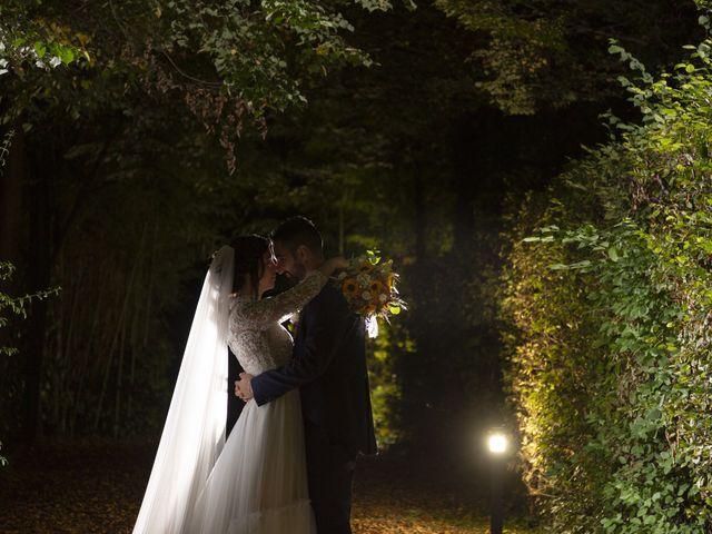 Il matrimonio di Alessandro e Giulia a Loria, Treviso 35