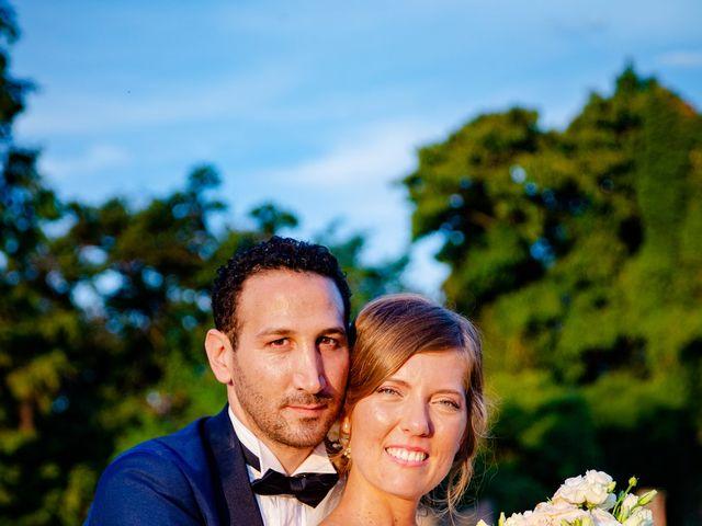 Il matrimonio di Nicolas e Lorena a Cerrione, Biella 23